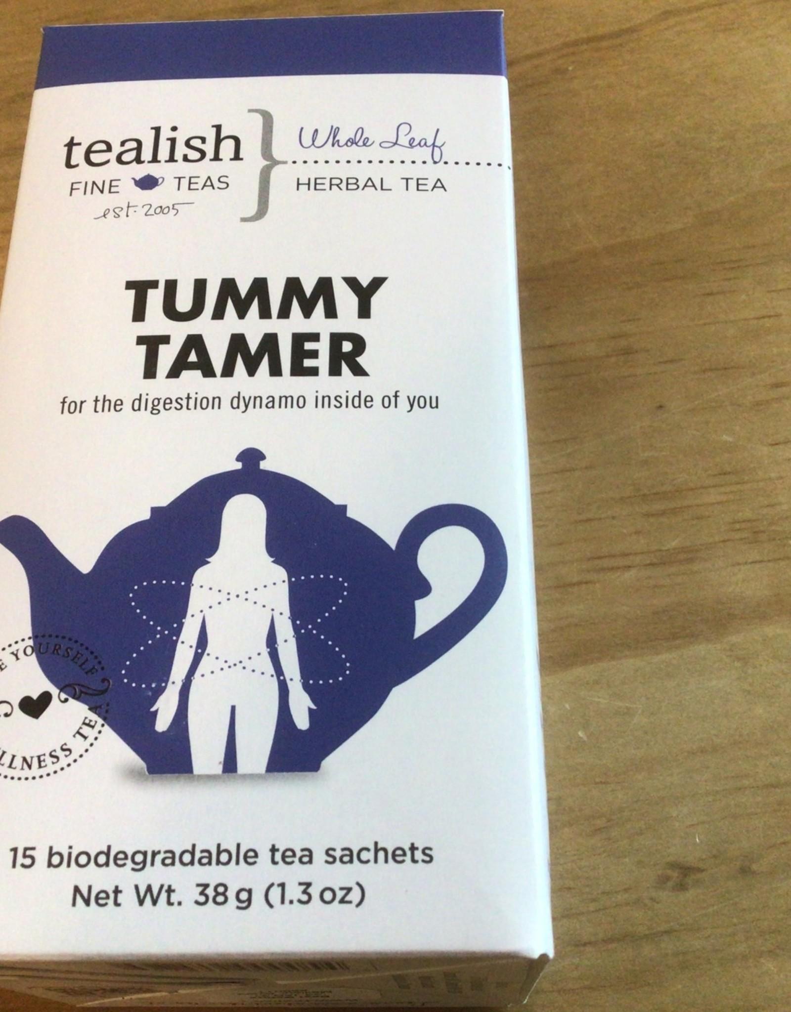 Tealish Tummy Tamer Tea 15 bags