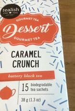 Tealish Caramel Crunch Tea Box