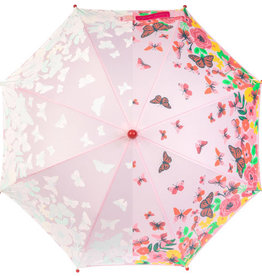 Stephen Joseph Kids colour changing umbrella butterfly