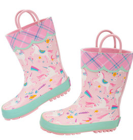 Stephen Joseph Unicorn Rainboots