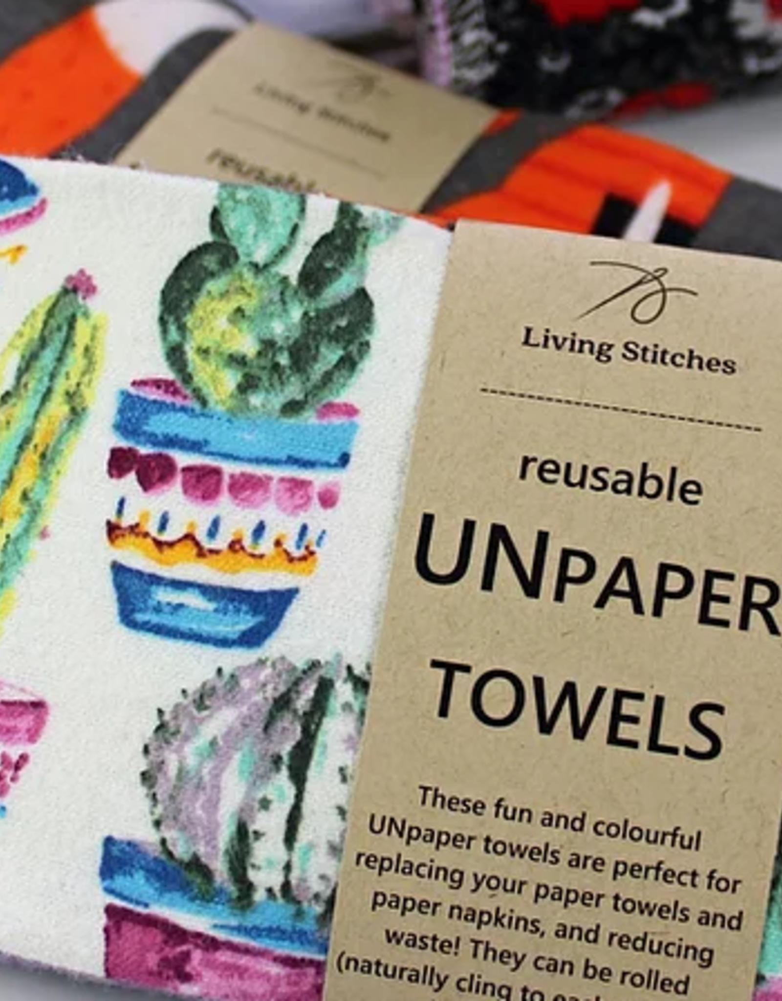 Living Stitches UNpaper Towels