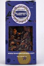 Seafoam & Lavender Blueberry Loose Leaf Tea 75 gram