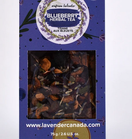 Seafoam & Lavender Blueberry Loose Leaf Tea 75 gram