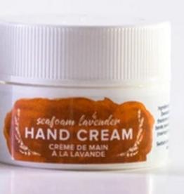 Seafoam & Lavender Hand Cream 7 grams