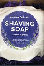 Seafoam & Lavender Moisturizing Shave Soap