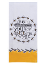 Just Be The Change Terry Cloth  Towel