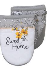 Sweet Home Oven Grabber Mitt