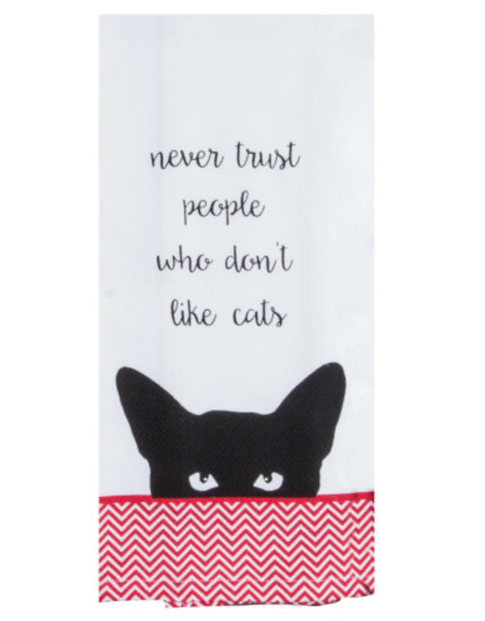 Never Trust Cat