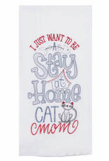 Stay At Home Cat Mom Tea Tower