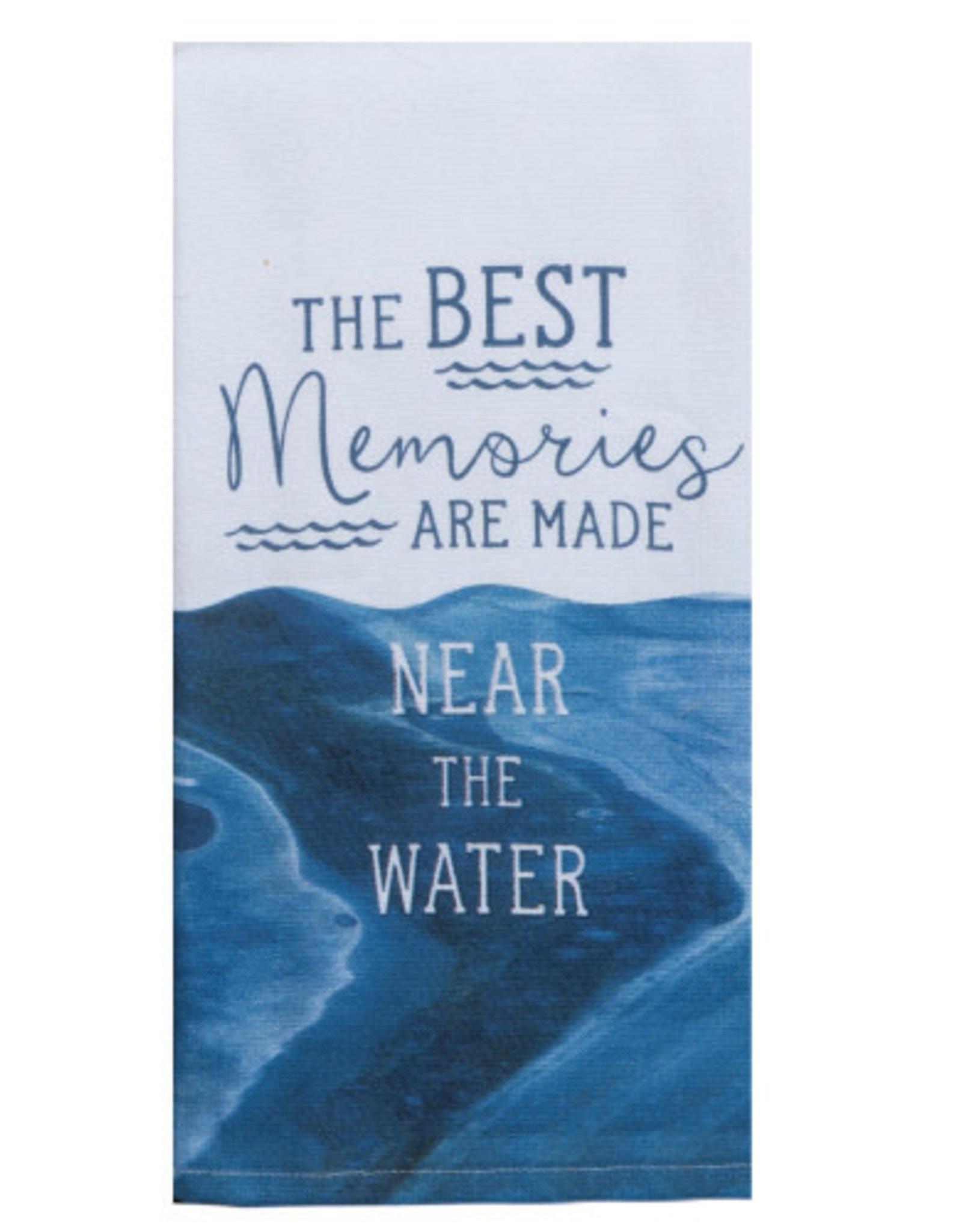 Best Memories Dual Purpose Tea Towel
