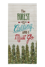 Forest Is Calling Dual Purpose Tea Towel