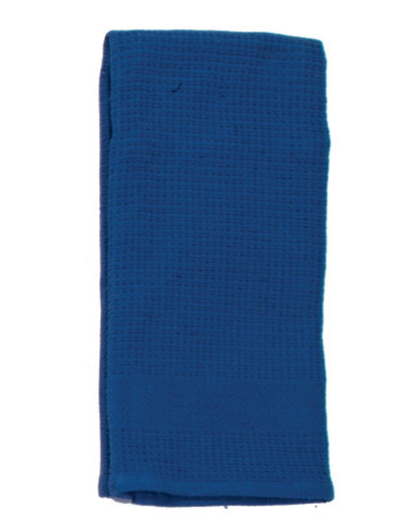 True Blue Waffle Towel