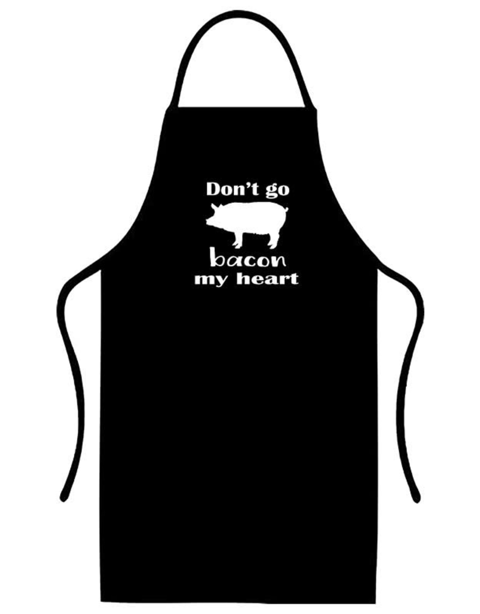 Koppers Don't Go Bacon Apron