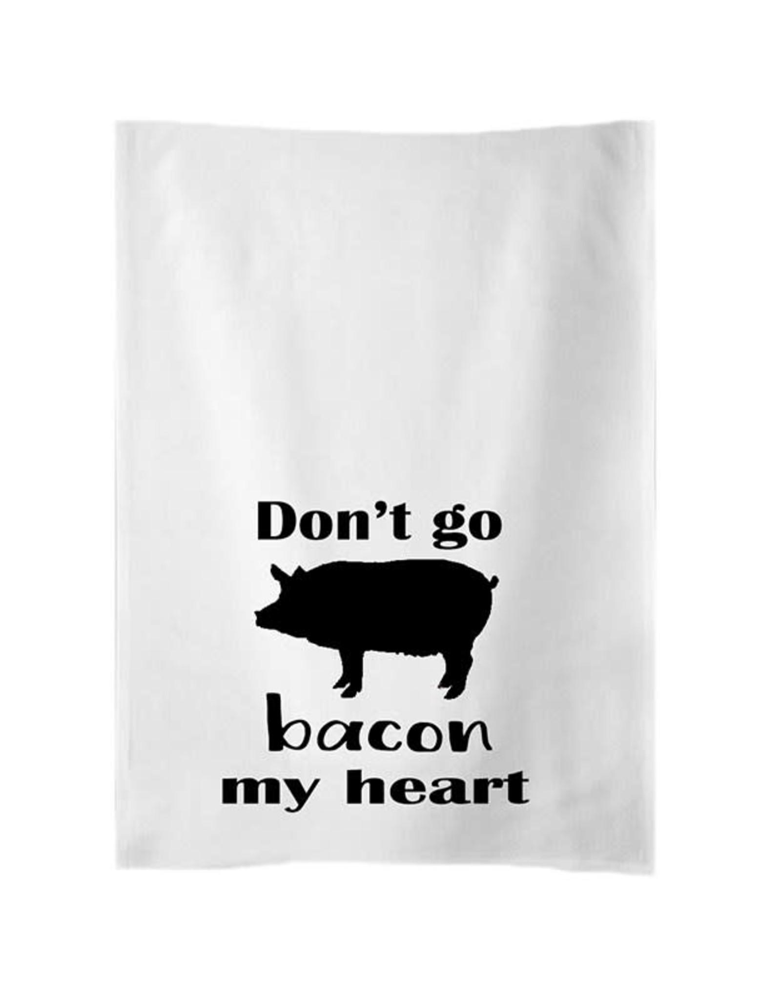 Koppers Don't Go Bacon Tea Towel
