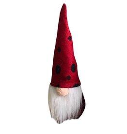 Ladybug Gnome