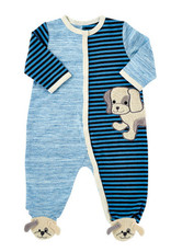 Creative Brands Footie One Piexe Puppy 0-3 month