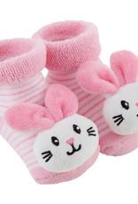 Creative Brands Rattle Socks Bunny 3-12 months