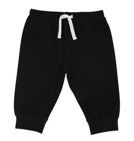 Creative Brands XO Black Pants 6-12 months