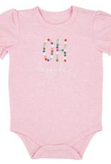Creative Brands Oh Happy Day Snapshirt Onesie 6-12 months