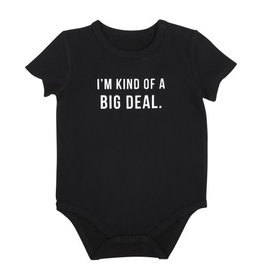 Creative Brands Big Deal Snapshirt Onesie 6-12 months