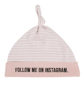Creative Brands Follow Me Knit Hat 6-12 months