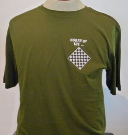 fundy Men's Tee North of the Checkerboard