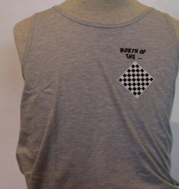 fundy Men's Tank North of The Checkerboard