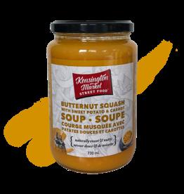 Kengsington Market Street Food Butternut Squash, Sweet Potato &Carrot Soup 730 ml