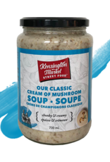 Kengsington Market Street Food Cream Of Mushroom Soup 730 ml