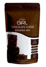 Farm Girl Chocolate Fudge Brownie Mix