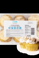 Carb Smart Express Tiramisu Cupcakes Carb Smart Gluten Free pkg 6