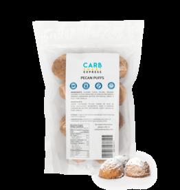 Carb Smart Express Pecan Puffs Gluten Free Keto Friendly Pkg 12