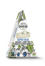 Nuts For Cheese Super Blue, Cashew Cheese, Vegan