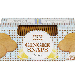 Nyakers Ginger Snap Cookies