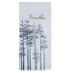 Breath Pines Tea Towel