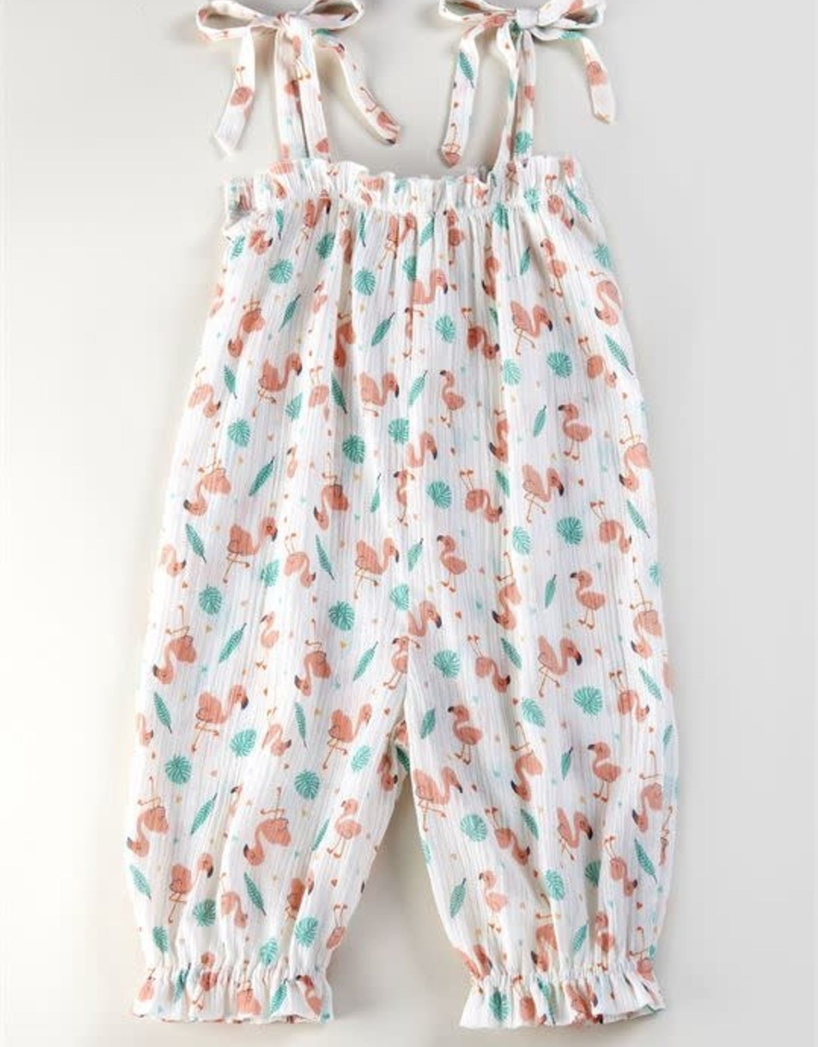Cartwheels Infant Romper