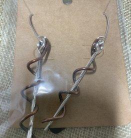 Shoreline Jewelry Sterling Silver & Copper