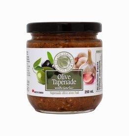 The Garlic Box Garlic Tapenade With Olives