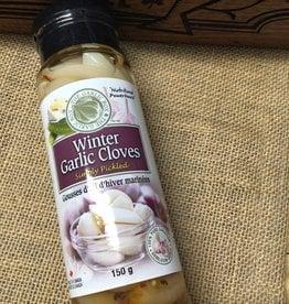The Garlic Box Winter Garlic Cloves Simply Pickled