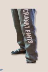 """Jailbird """"Cranky Pants"""" Sweatpant"""