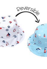 Flapjacks Baby Patterened Sun Hat