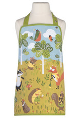 Woodland Critters Childs Apron