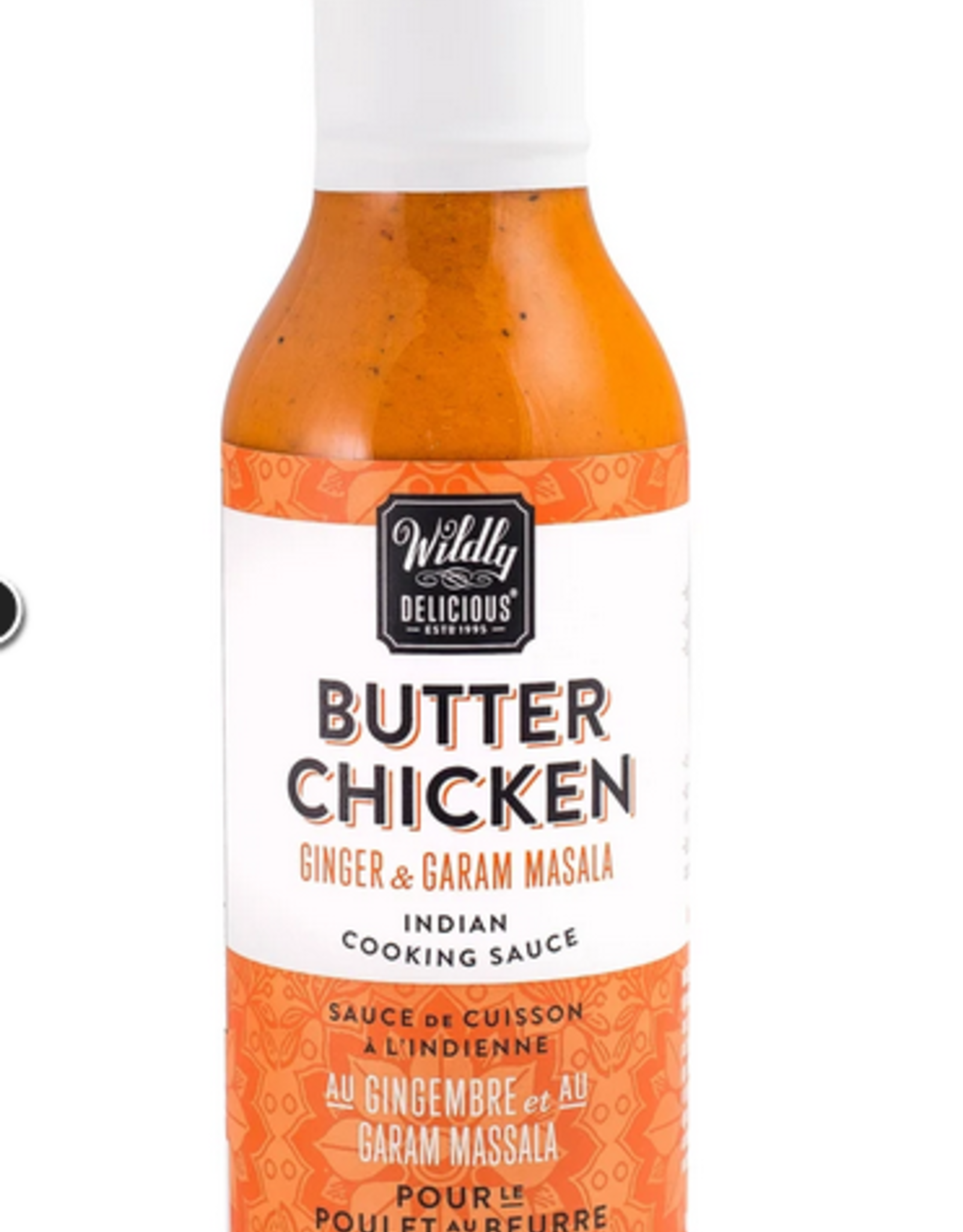 Wildly Delicious Butter Chicken Indian Cooking Sauce