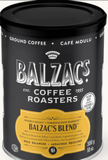 Balzac's Coffee Balzac's Blend Conventional Ground Coffee 10 oz tin