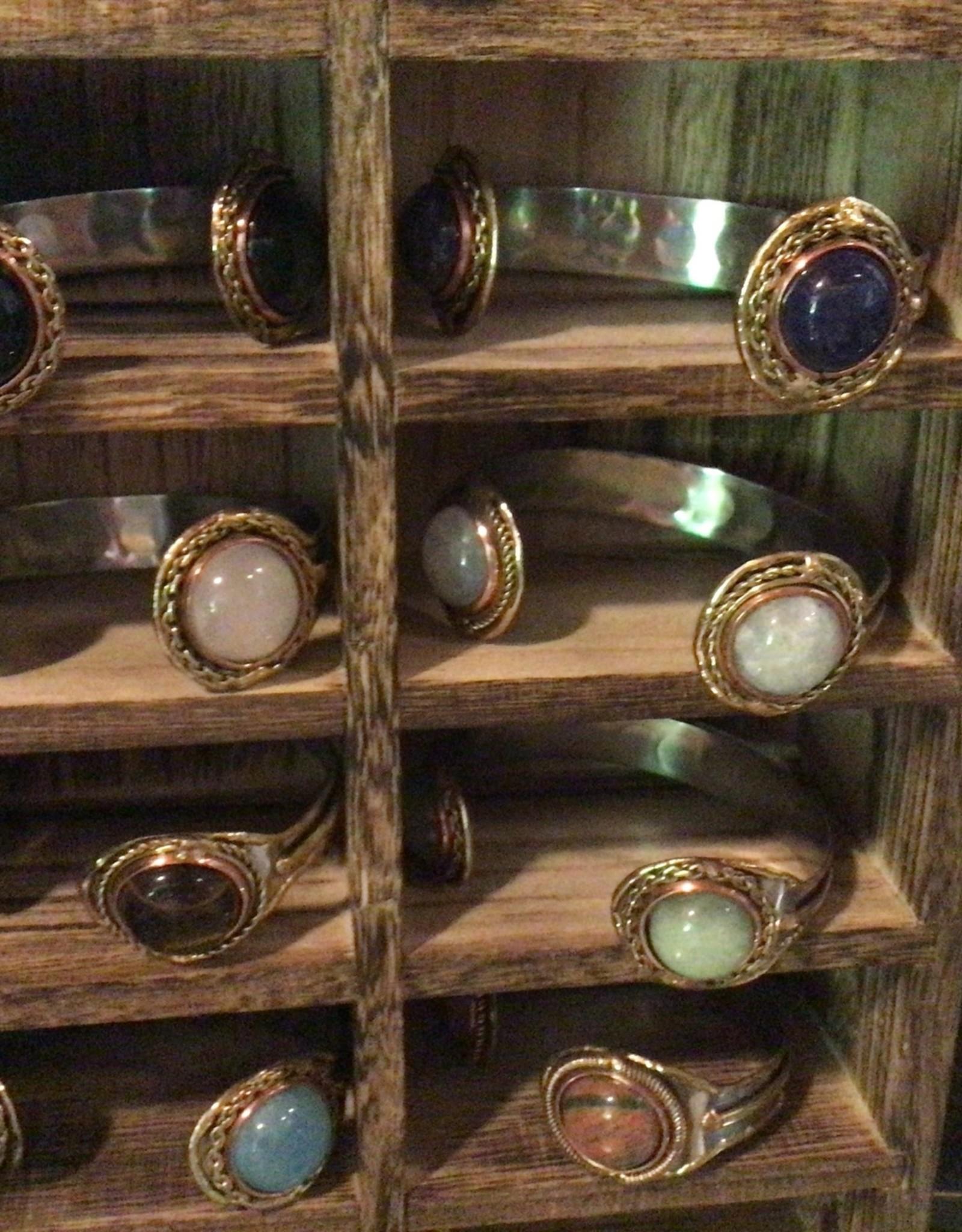 anju bracelet with stone