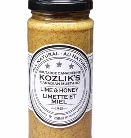 Kozlik's Lime and Honey Mustard