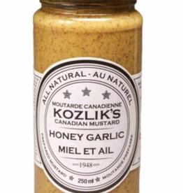 Kozlik's Honey & Garlic Mustard