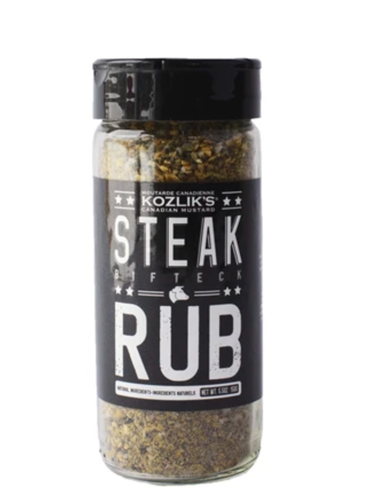 Kozlik's Steak Rub