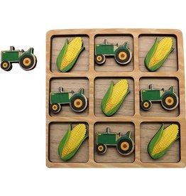 Koppers Farmer Tic TAc Toe Set