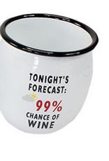 Koppers Enamel Wine Tumbler